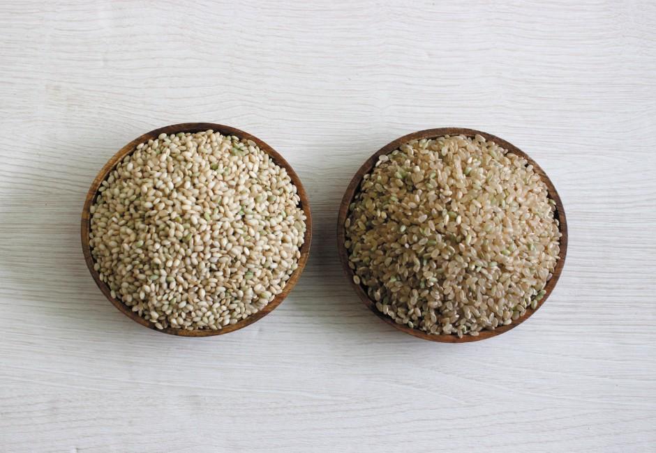 ハッピーヒル 玄米ともち玄米