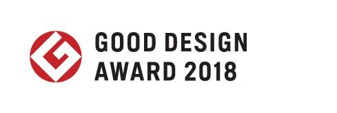 グッドデザイン賞2018ロゴ